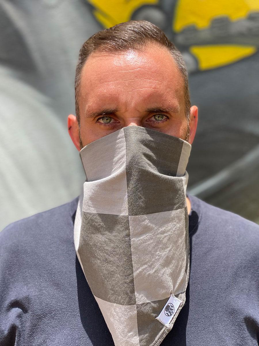 Bandana Proteção Facial Edição Limitada Black Barts®  - Black Barts