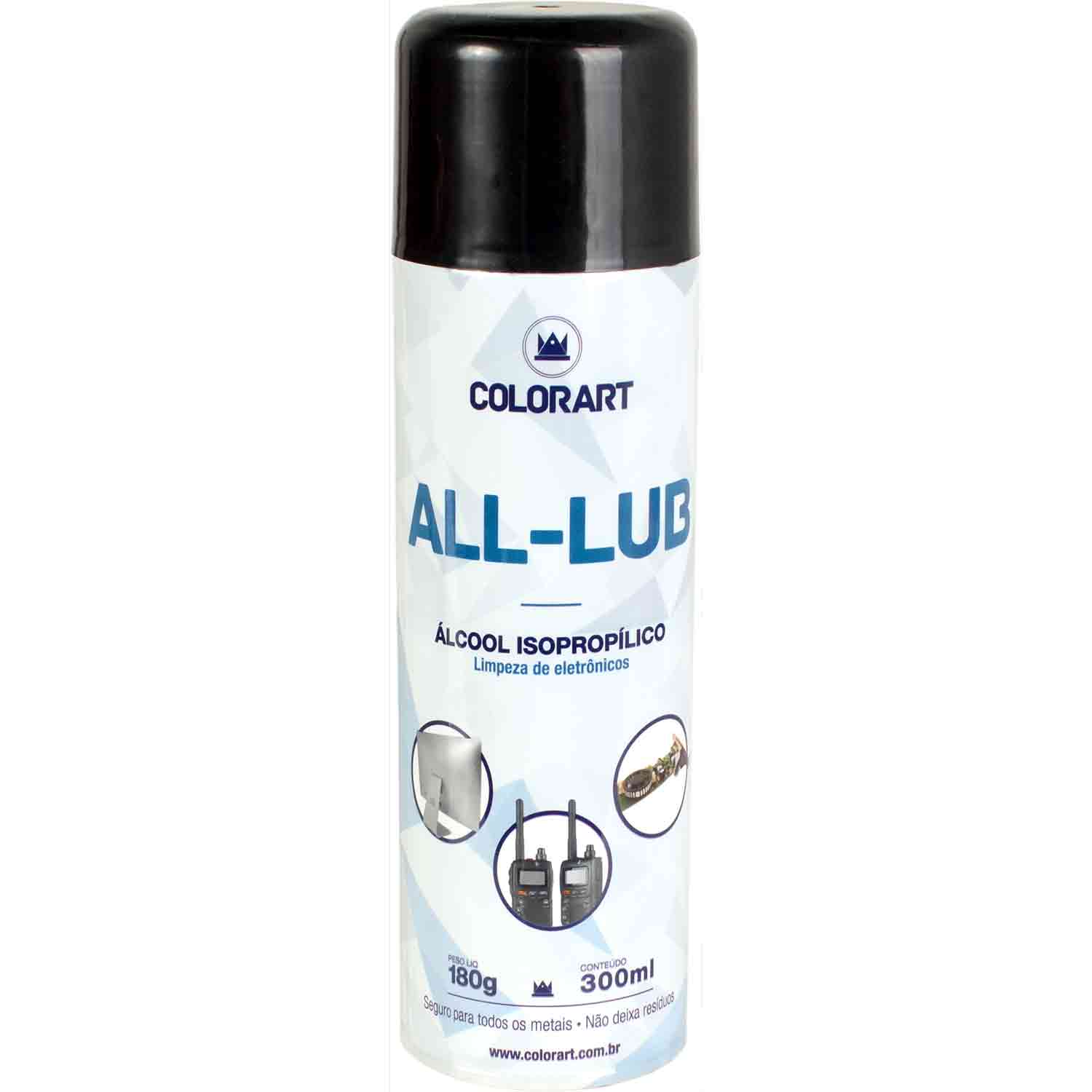 Álcool Isopropílico Spray 300ml