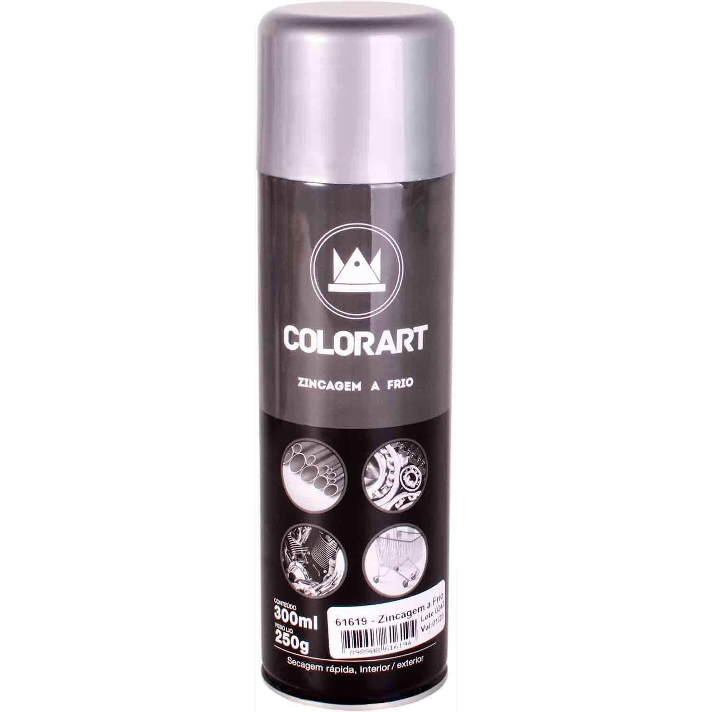 Anti Ferrugem Zincagem a Frio Spray 300ml
