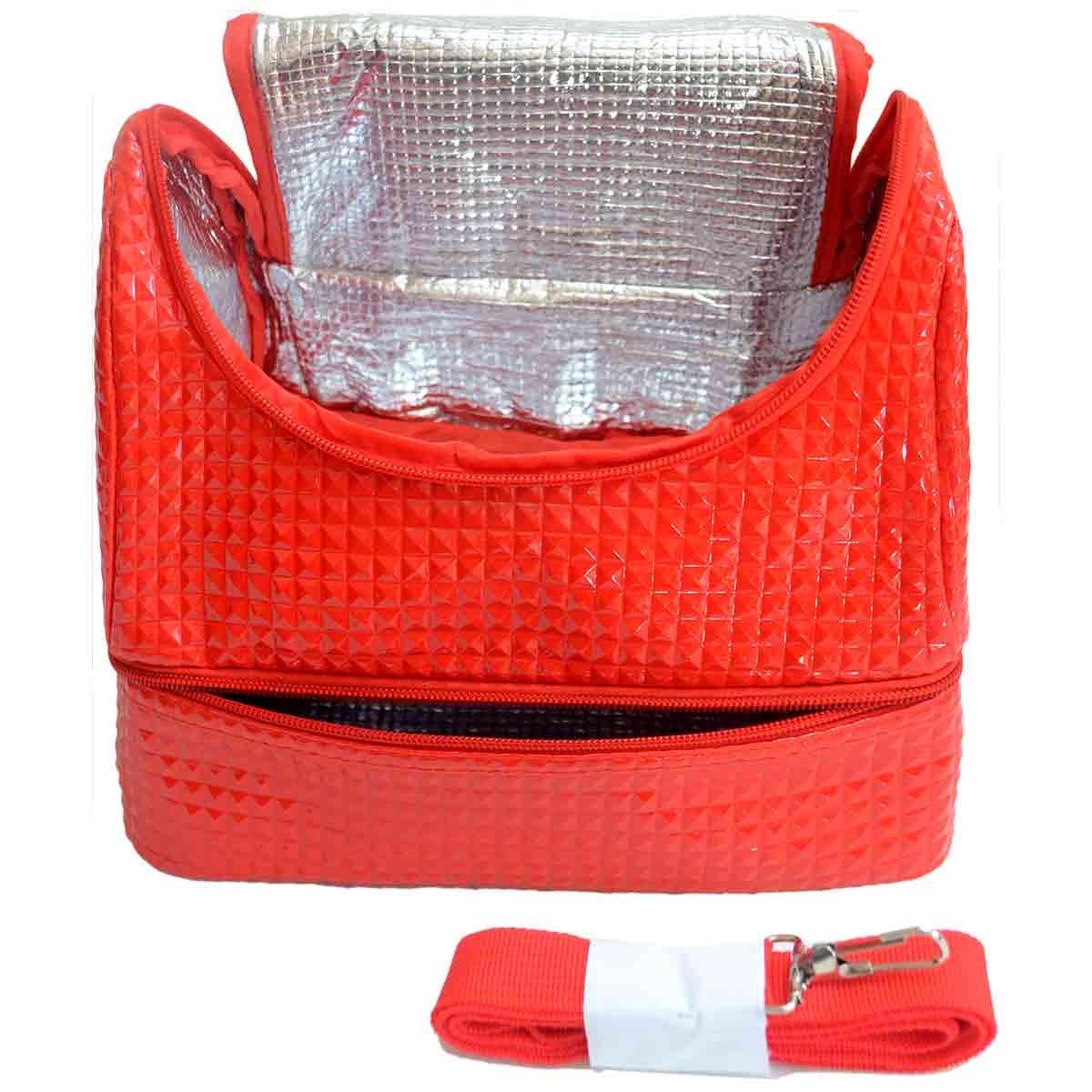 Bolsa Térmica Cisne 2 Compartimentos com Alça