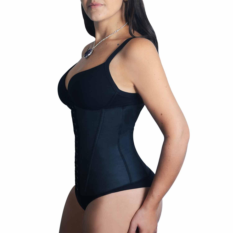 Cinta Modeladora Emborrachada para Afinar Cintura Fitness Tropikanas