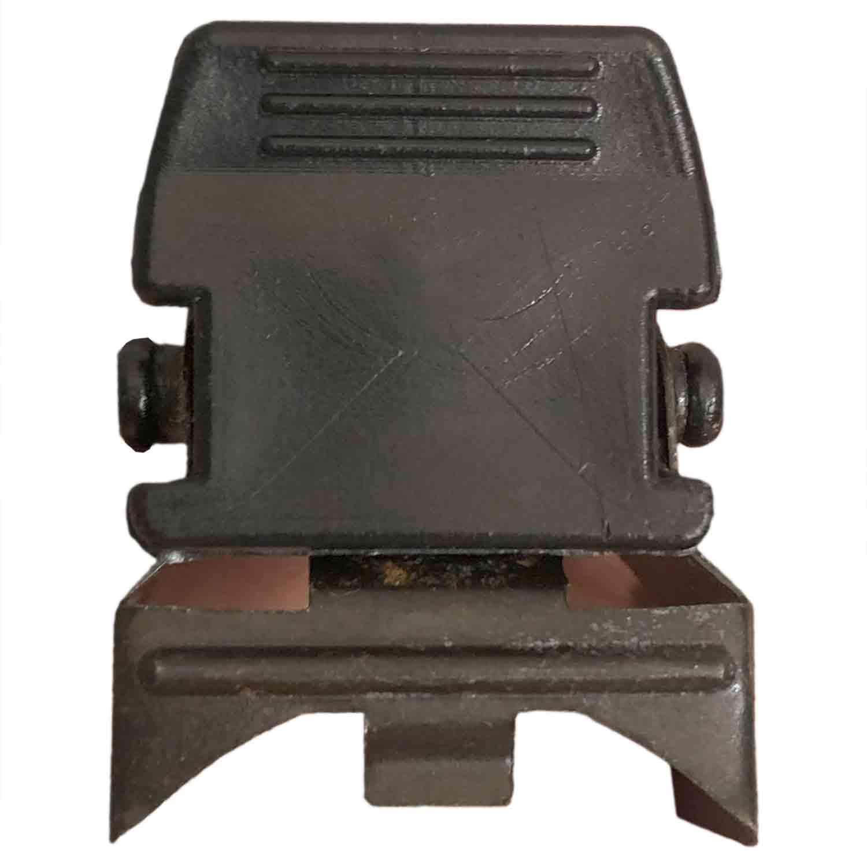 Rodízio Giratório com Freio 36mm 40kg