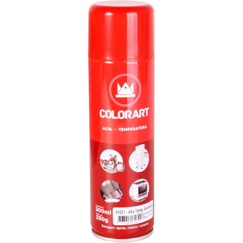 Tinta Spray Alta Temperatura Colorart Tropikanas 300ml