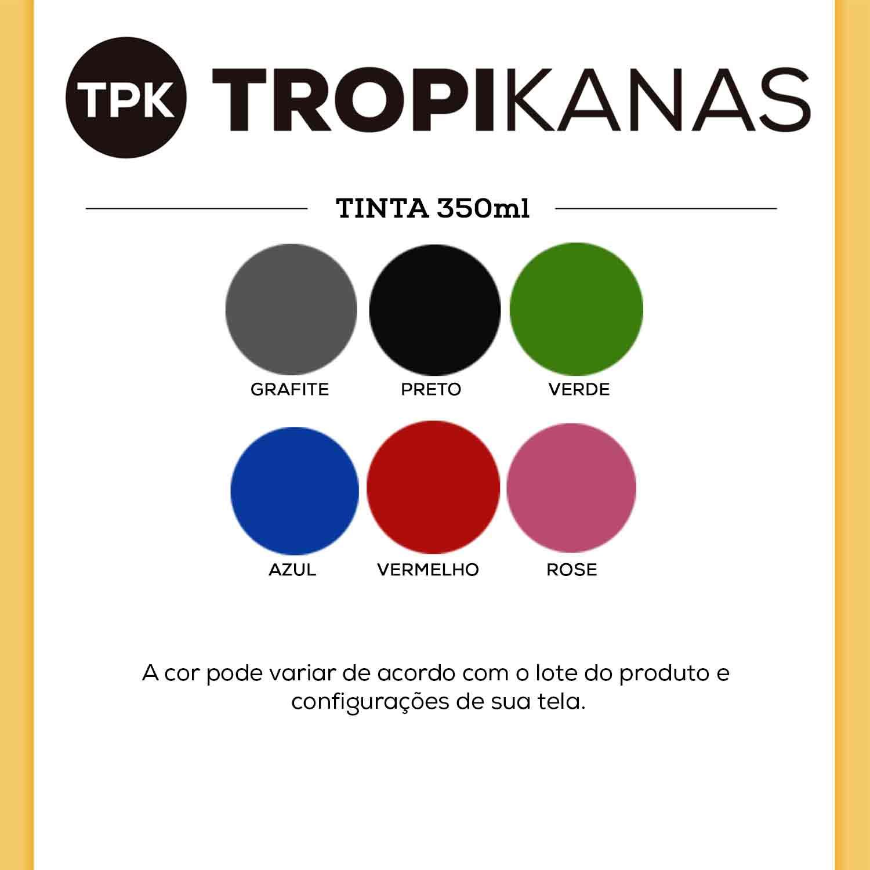 Tinta Spray Metálica Chemicolor Tropikanas 350ml