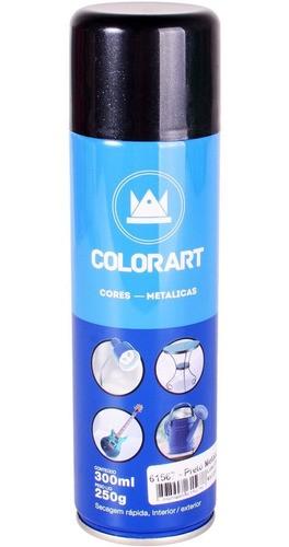 Tinta Spray Metálica Colorart 300ml
