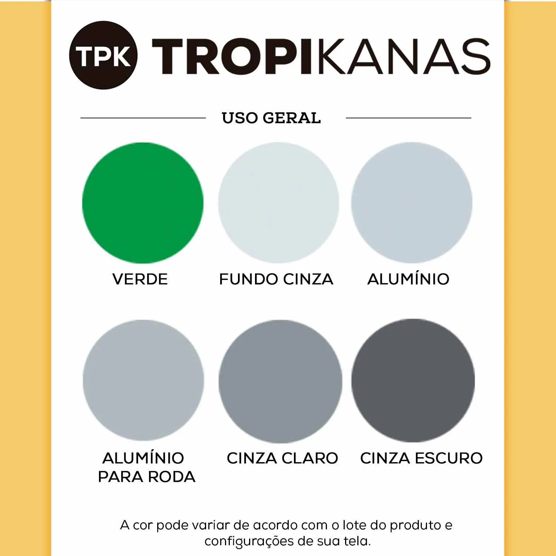 Tinta Spray Uso Geral Chemicolor 400ml