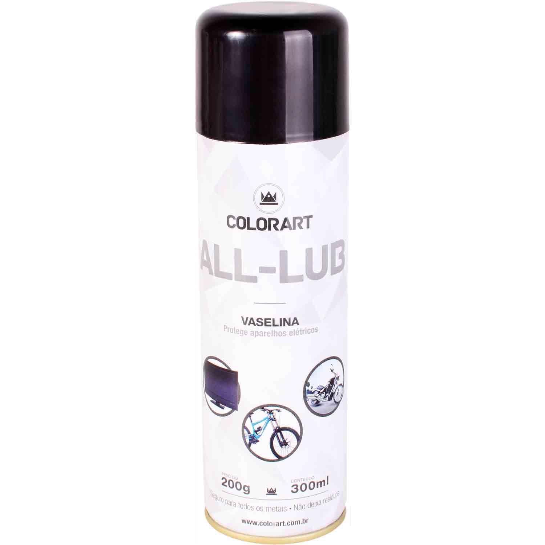 Vaselina Spray 300ml (Resiste a água, Suporta Baixa Temperatura)
