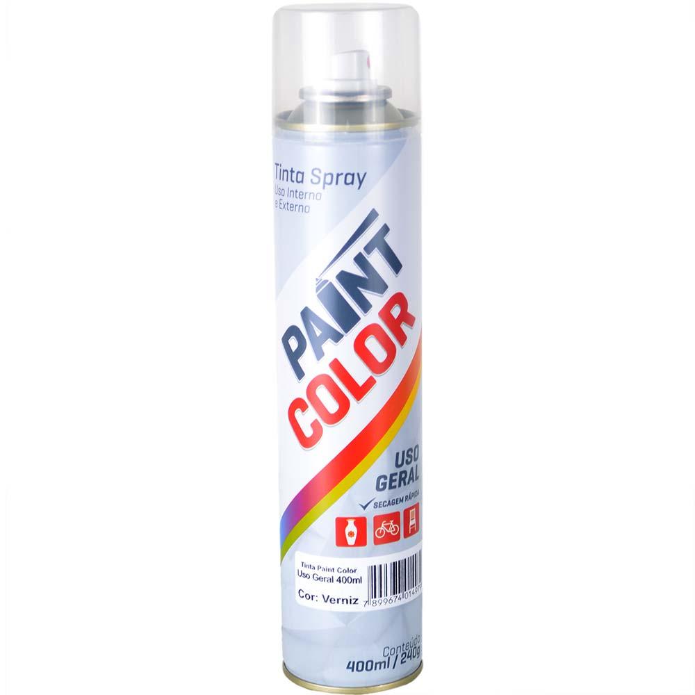Verniz Spray Uso Geral Chemicolor Tropikanas 400ml