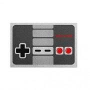 Capacho Em Vinil Gamer Joystick Nintendo 40x60 cm
