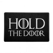 Capacho Para Porta De Apartamento Hold The Door - Game Of Thrones 60x40 cm