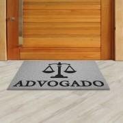 Capacho Profissão Advogado   Prata