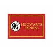 Tapete capacho Harry Potter 60x40 Hogwarts Express