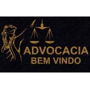 Capacho Personalizado Advocacia (T) | Preto