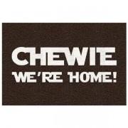 Tapete para Apartamento Chewie We're,  Home Star Wars 60x40 cm