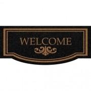 Tapete para Porta de Apartamento Welcome  30x70cm