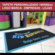 TAPETE PERSONALIZADO 60X100 CM OU 100x60 CM