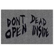 Tapete personalizado Dont Dead Open Side 60x40 cm