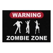 Tapete Personalizado Zumbie Zone The Walking Dead 60x40 Cm