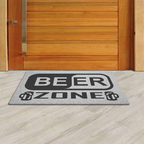 Tapete Capacho Área Da Cerveja 60x40 cm  - Zap Tapetes e Capachos Personalizados