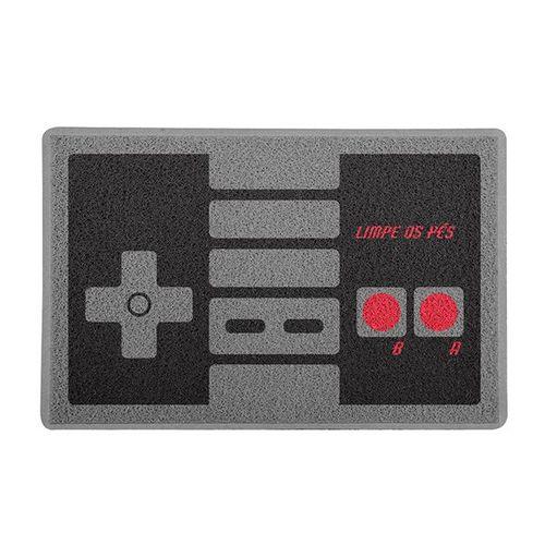 Tapete Capacho Controle Game Retrô 60x40 cm  - Zap Tapetes e Capachos Personalizados