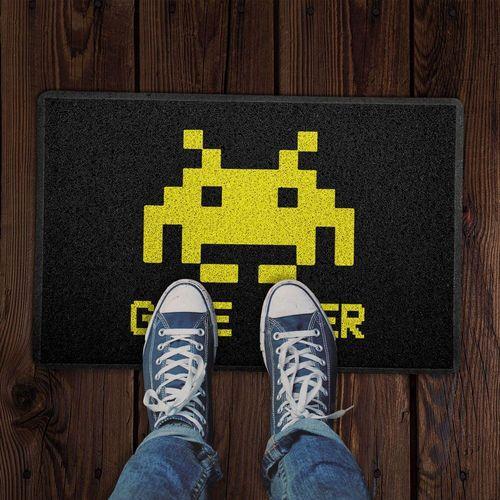 Tapete Capacho Gamer Over 60x40 cm  - Zap Tapetes e Capachos Personalizados