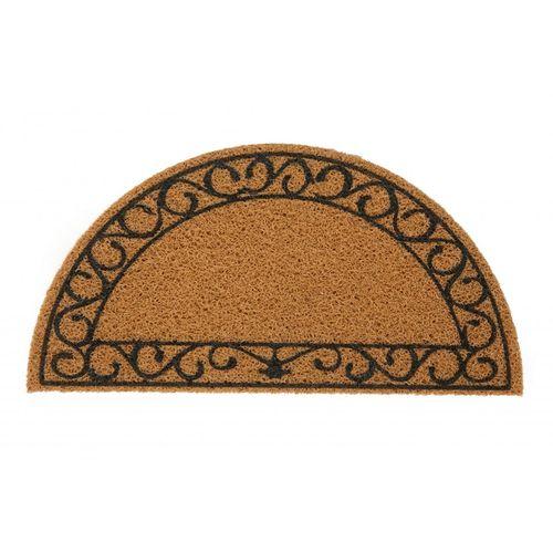 Tapete Capacho Personalizado - Garden  60x30 cm - Ouro  - Zap Tapetes e Capachos Personalizados