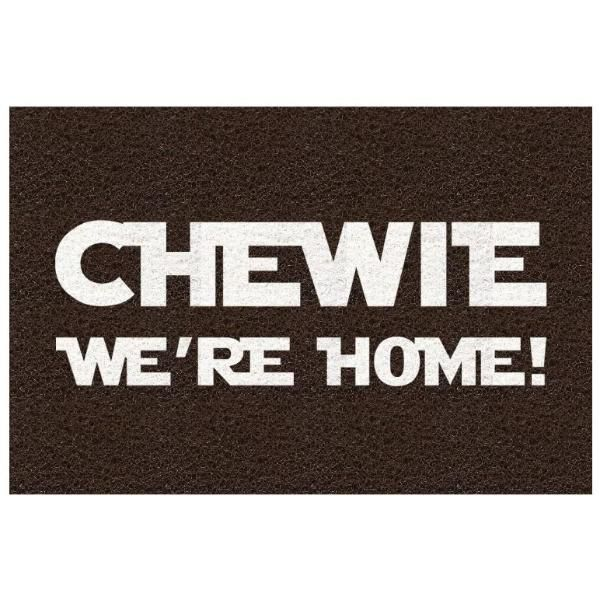 Tapete para Apartamento Chewie We