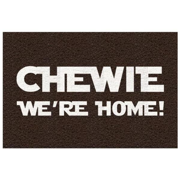 Tapete personalizado Chewie We