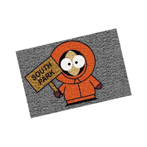 Tapete personalizado Kenny  South Park 60x40 cm  - Zap Tapetes e Capachos Personalizados