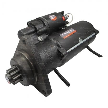 MOTOR DE PARTIDA CASE MX240/MX250/MX280 / NEW HOLLAND T8010/8030/8040  12V 10D