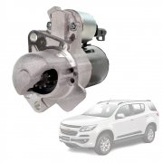 MOTOR DE PARTIDA GM CAPTIVA V6/ TRAIL BLAZER 12V / 1,1 KW