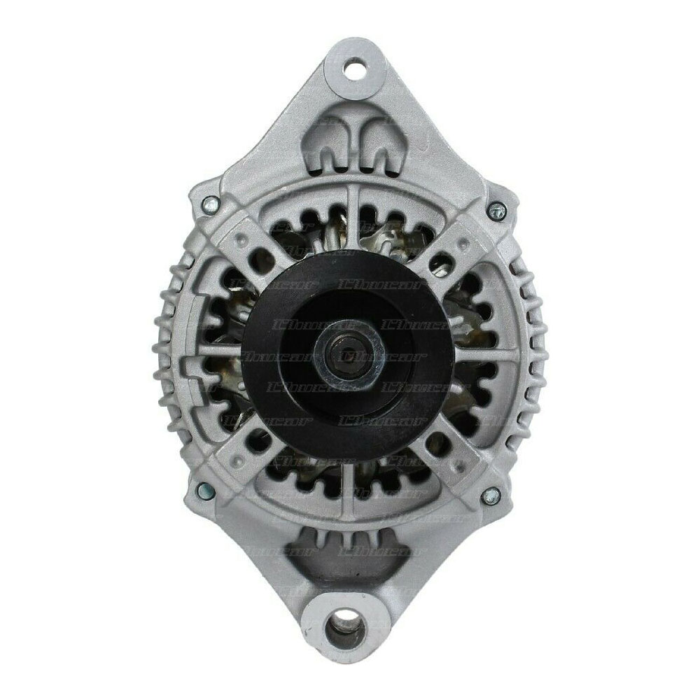 ALTERNADOR CASE580/590SM/570MMTX / NEW HOLLAND SL57 14V 120A (Plug 3 Terminais)