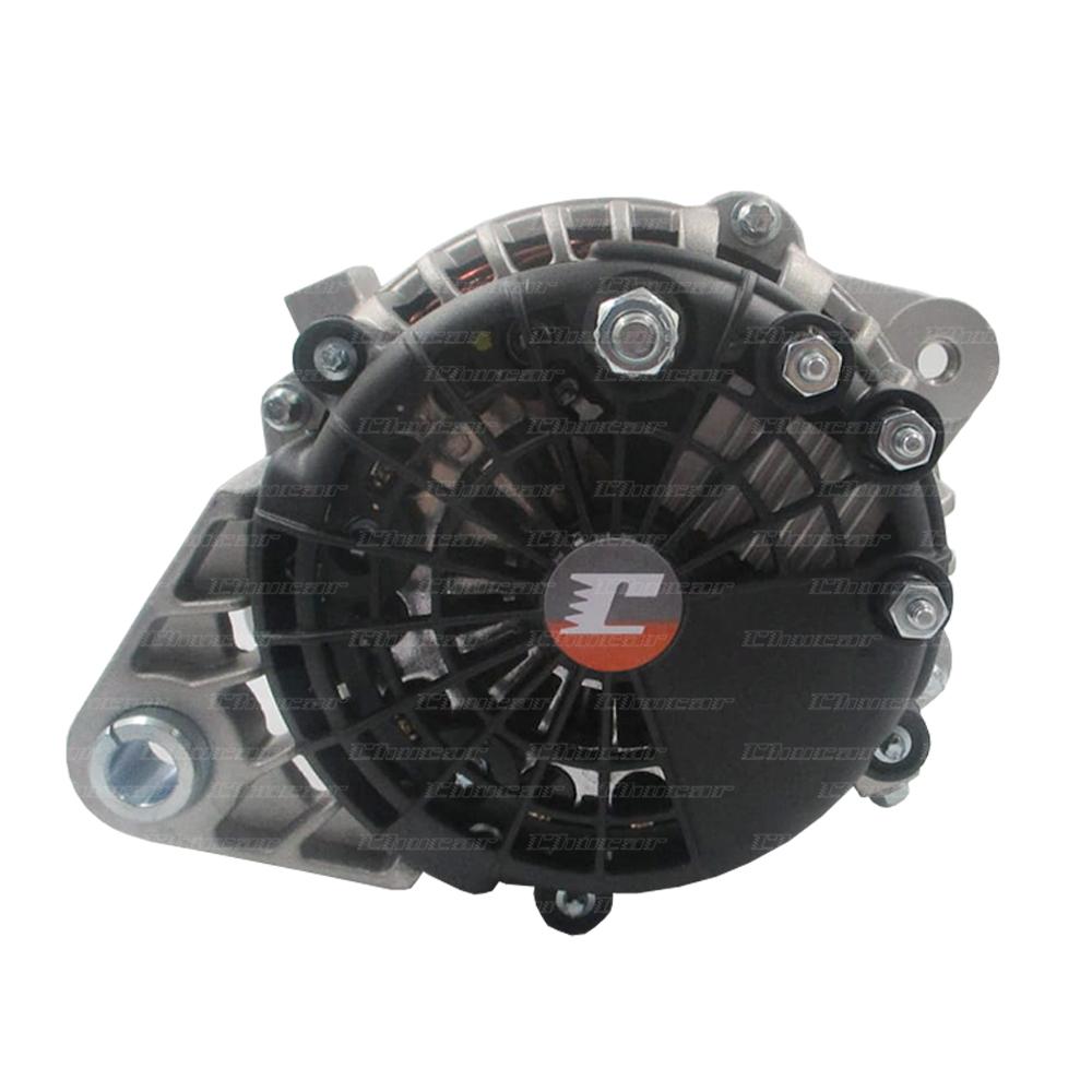 ALTERNADOR ESTACIONARIO/ CASE A8000/A8800 14V 200A 28SI