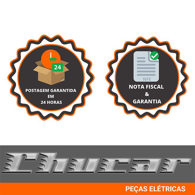 ALTERNADOR FIESTA/ COURIER/ ESCORT 12V 90A