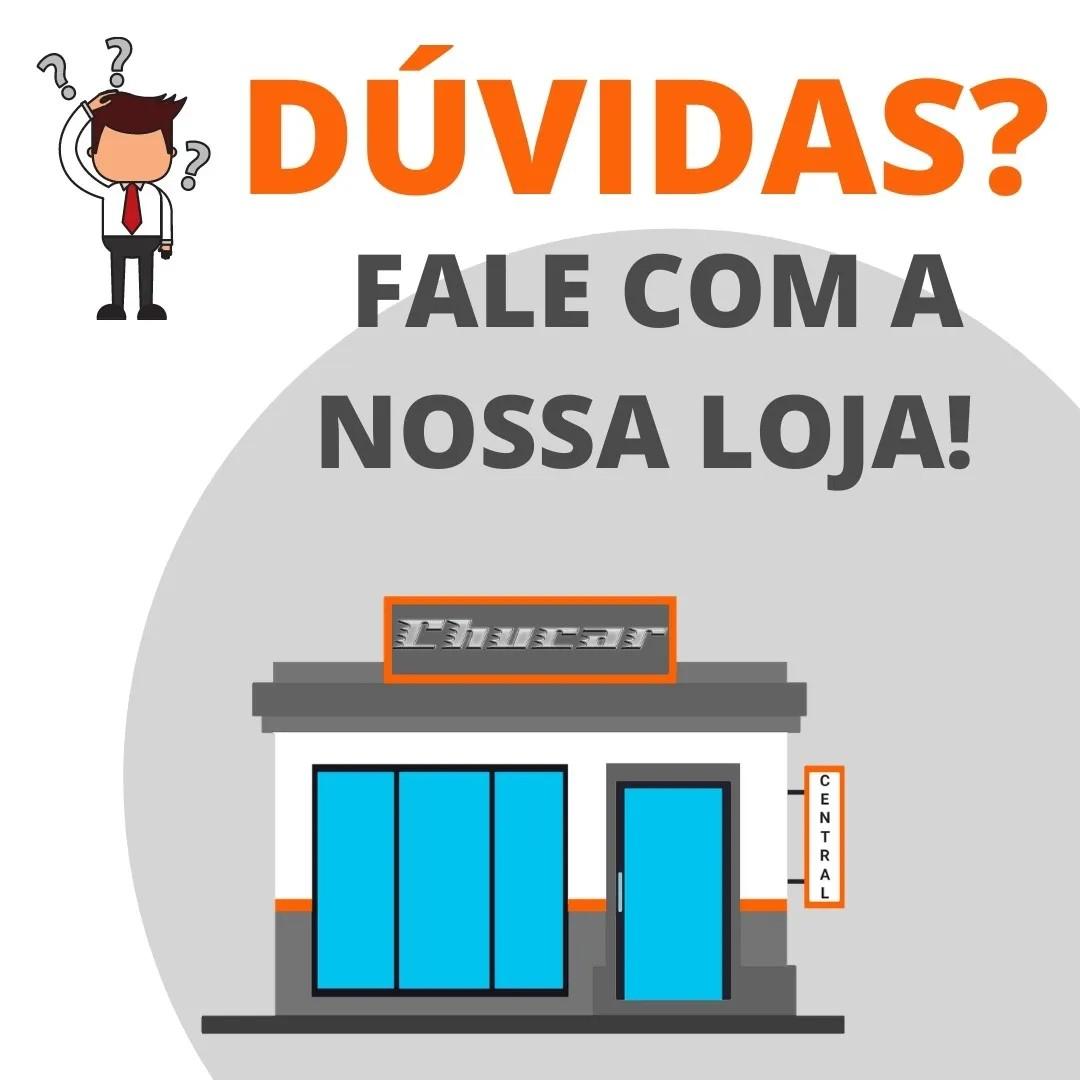 ALTERNADOR FUSCA/BRASILIA/KOMBI 12V 55A COMPLETO