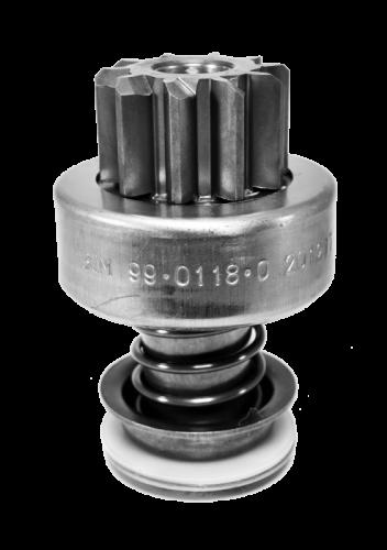 BZM0118 IMPULSOR DE PARTIDA D-20 / VW CAM. COM MAXION JF