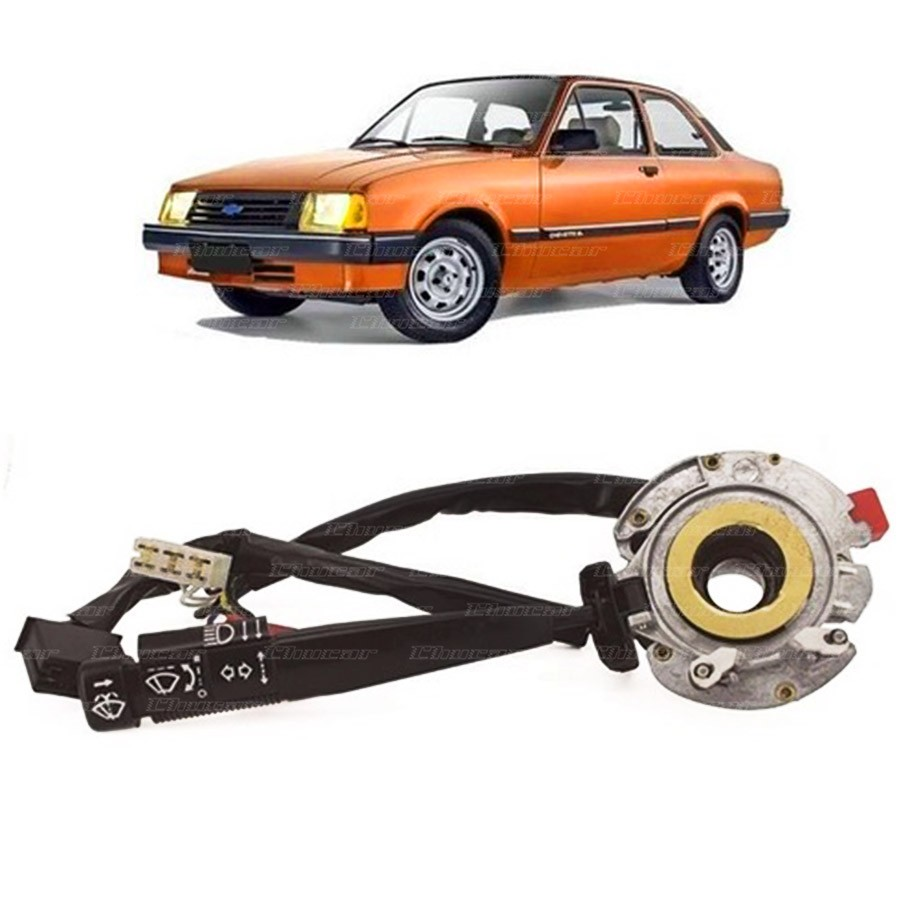 Chave Seta Chevette Chevy Marajo 1979 Completa Com Alavanca