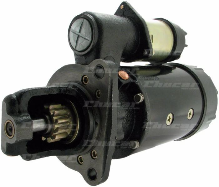 MOTOR DE PARTIDA 37MT FORD CARGO/ VW/ CATERPILLAR - 12V 12D