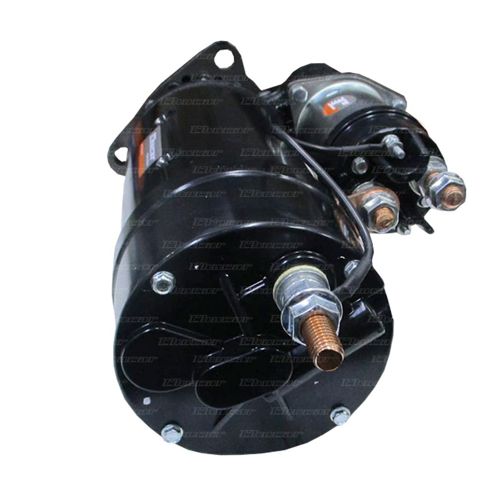 MOTOR DE PARTIDA 42MT CATERPILLAR 1670/1673/3406/3412/3508 / TEREX - 24V 11D