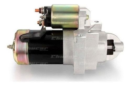 Motor de Partida 4.3 V6 GAS 12V HYSTER 1.7 KW Motor Vortec