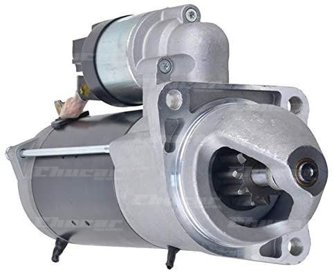 MOTOR DE PARTIDA CASE / NEW HOLLAND 12V