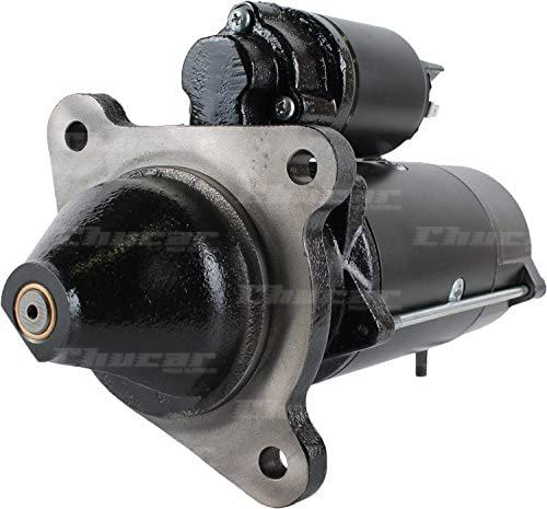 MOTOR DE PARTIDA CASE / NEW HOLLAND / FORD 12V 10D
