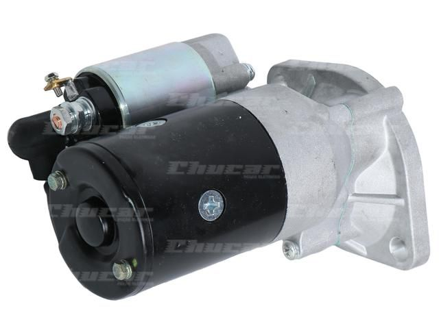 MOTOR DE PARTIDA CASE/NEW HOLLAND TRATOR 12V 2KW 15D