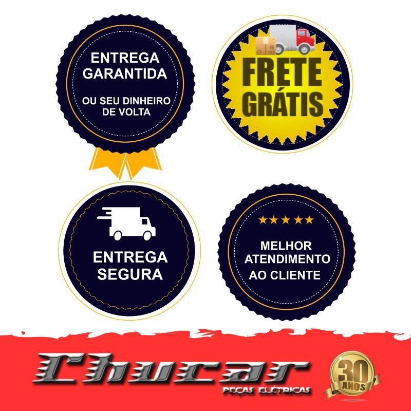 MOTOR DE PARTIDA CASE/NEW HOLLAND TRATOR 12V 2KW 15D