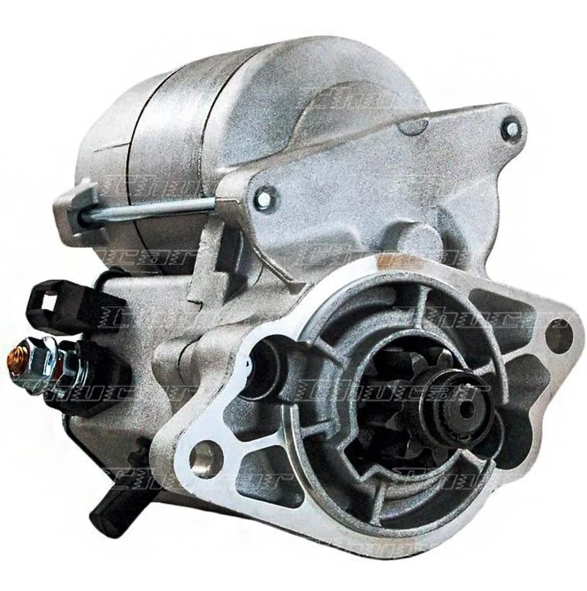 MOTOR DE PARTIDA EMPILHADEIRA KUBOTA B1902 DM1102 B2150 V1200 F2400 12V 9D