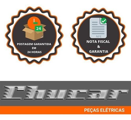 MOTOR DE PARTIDA EMPILHADEIRA MAZDA/HYSTER/YALE 12V 8D