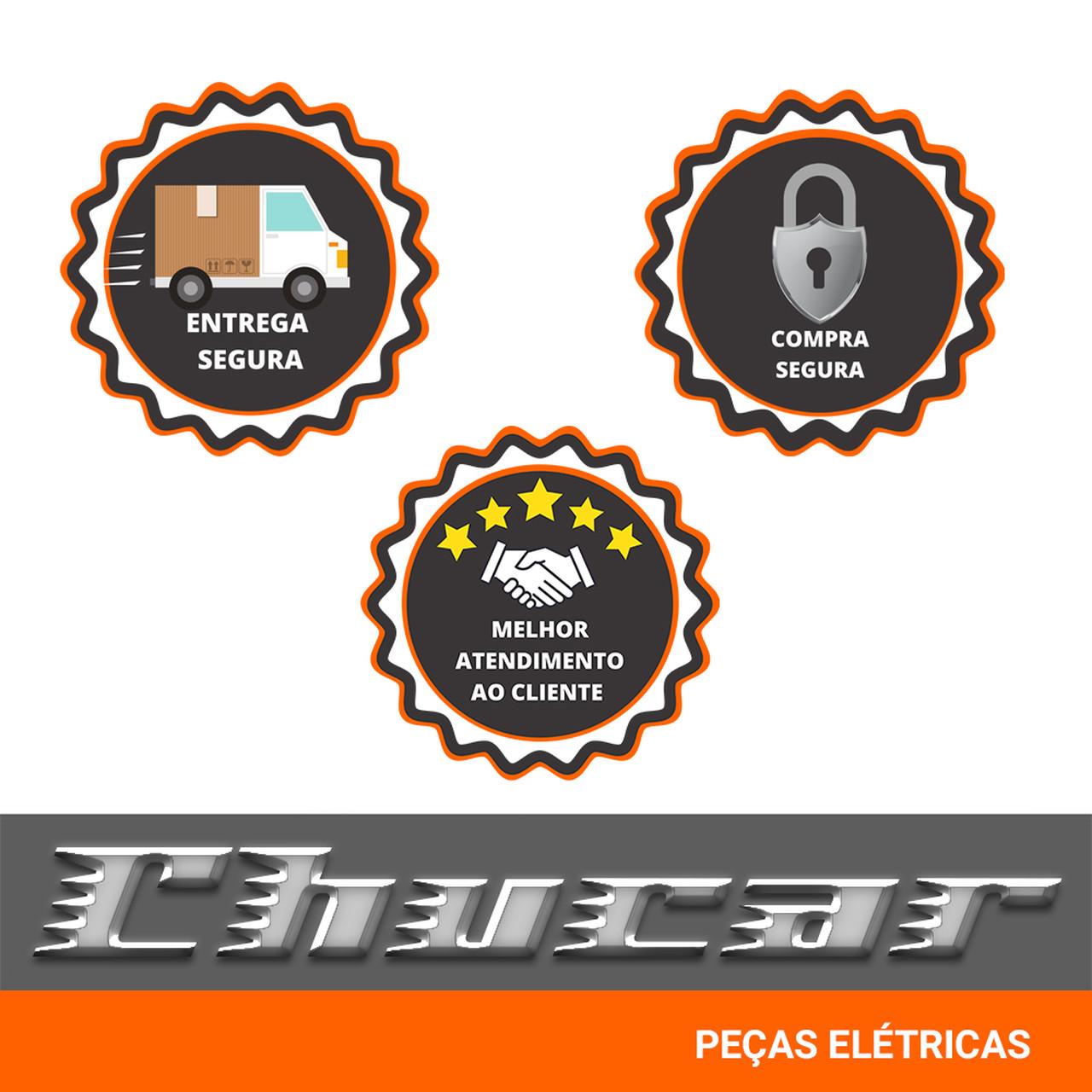 MOTOR DE PARTIDA MBB - OM352 / OM364 / OM366 (C/ REDUÇÃO) - 12V 9D