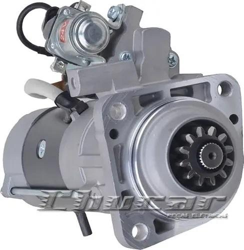 MOTOR DE PARTIDA Mitsubishi DEUTZ / Volvo L60F L70F L90F L120F 24V 12D