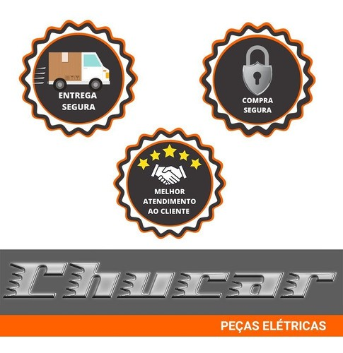 MOTOR DE PARTIDA RENAULT CLIO / SCENIC 1.6 16V