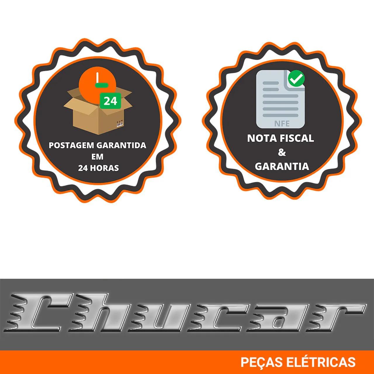 MOTOR DE PARTIDA SANTANA/GOL/PARATI AP 2000 SEM EIXO
